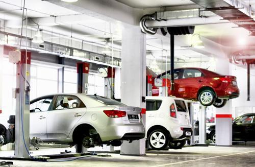 """З автосервісом """"Корея Моторс"""" в післягарантійний період Ви економите 20% від вартості обслуговування."""
